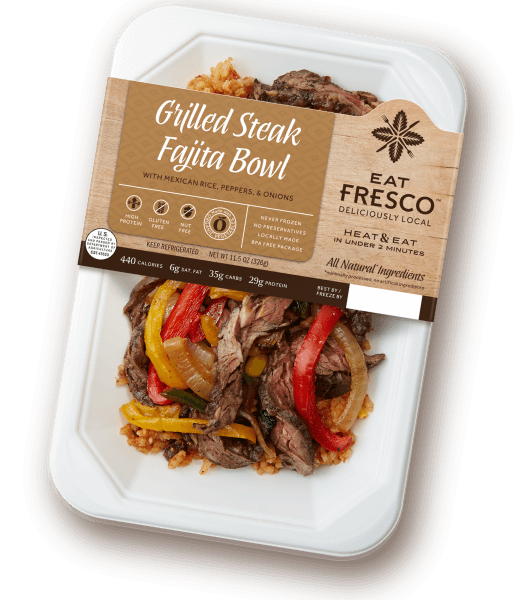 Grilled Steak Fajita Bowl