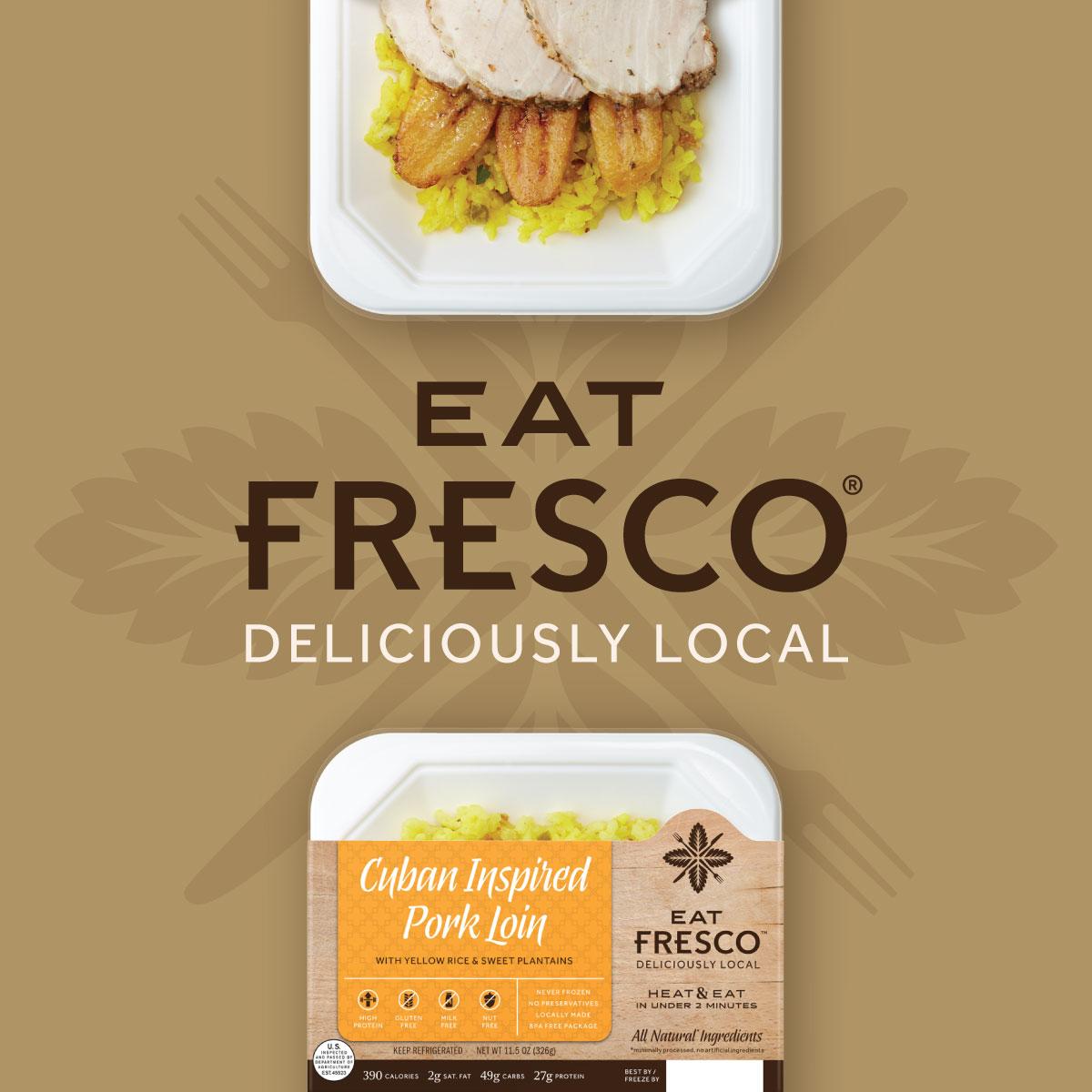 Eat Fresco Infographic