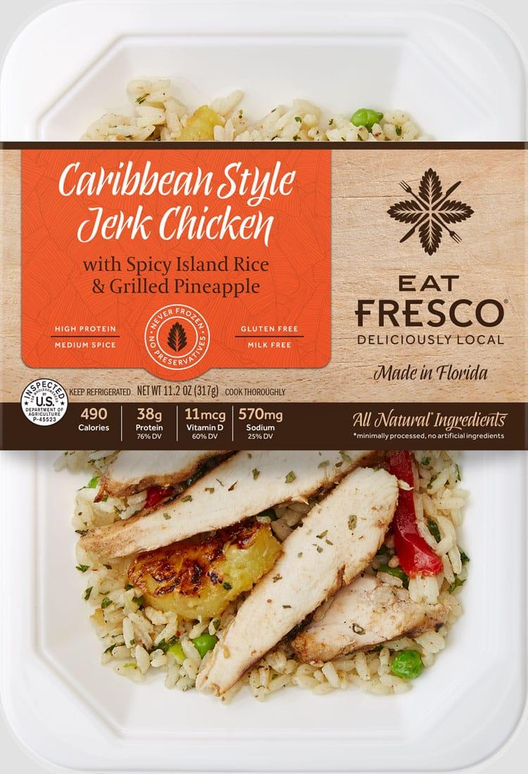 Caribbean Style Jerk Chicken