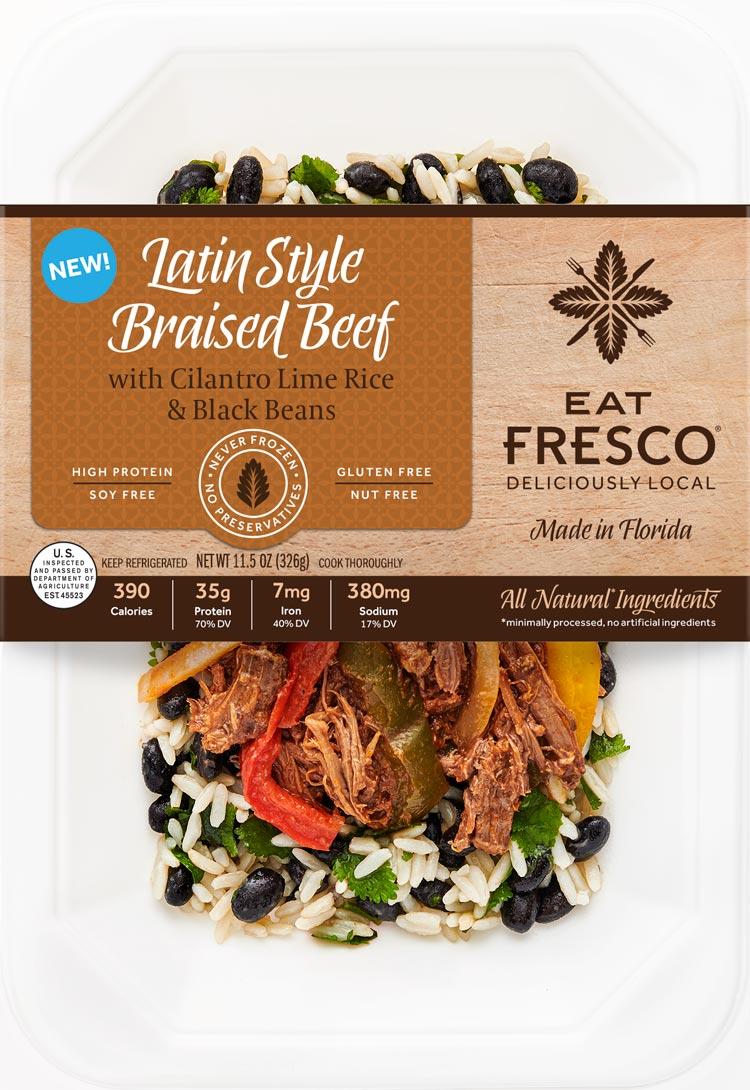 Latin Style Braised Beef