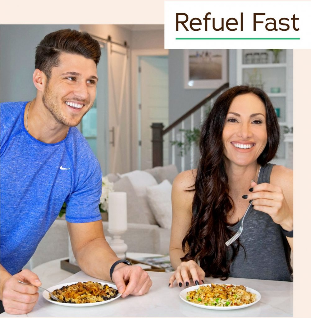 Refuel Fast