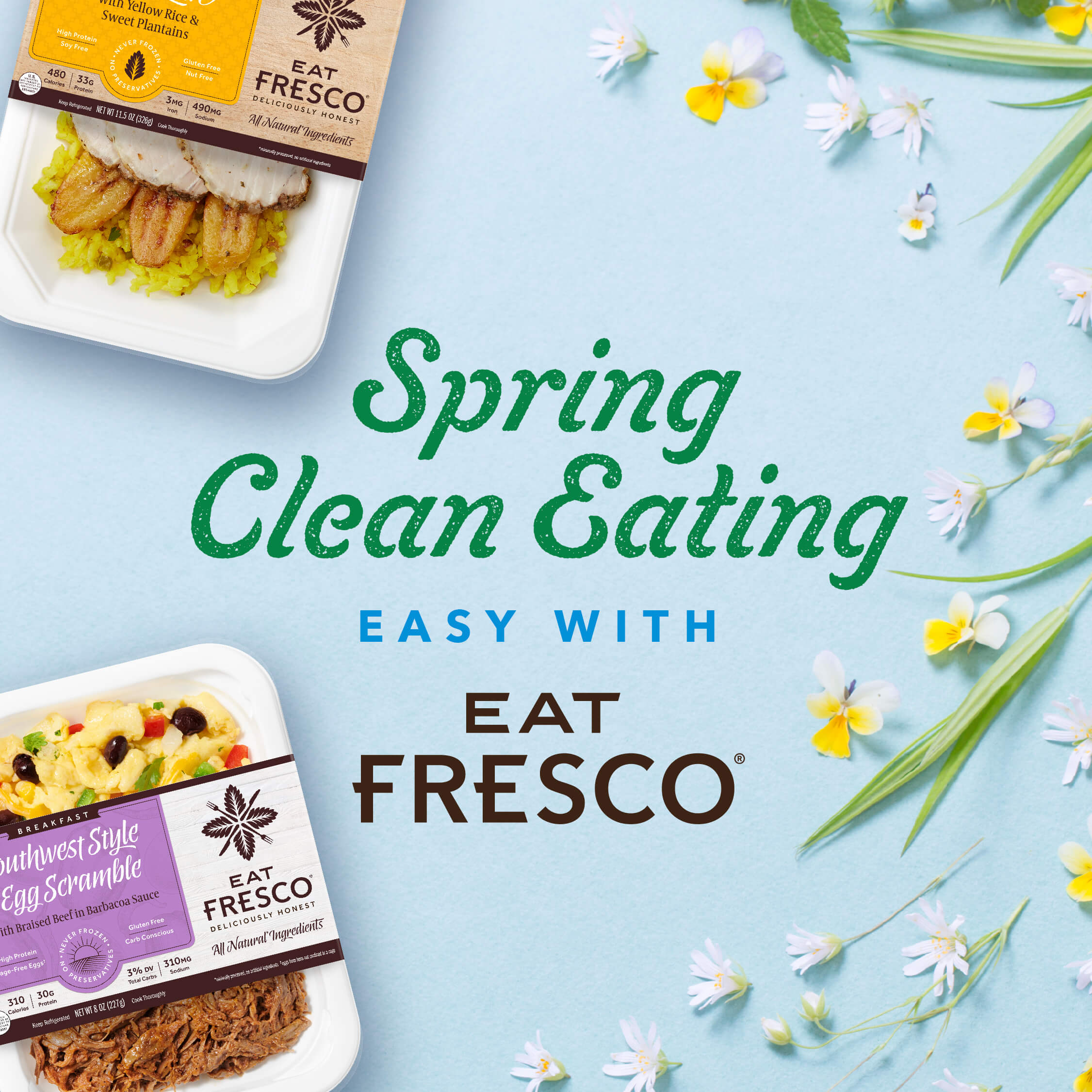 Spring Clean Eating Made Easy With Eat Fresco